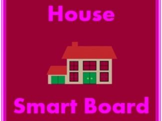 Haus (House in German) Smartboard Activities