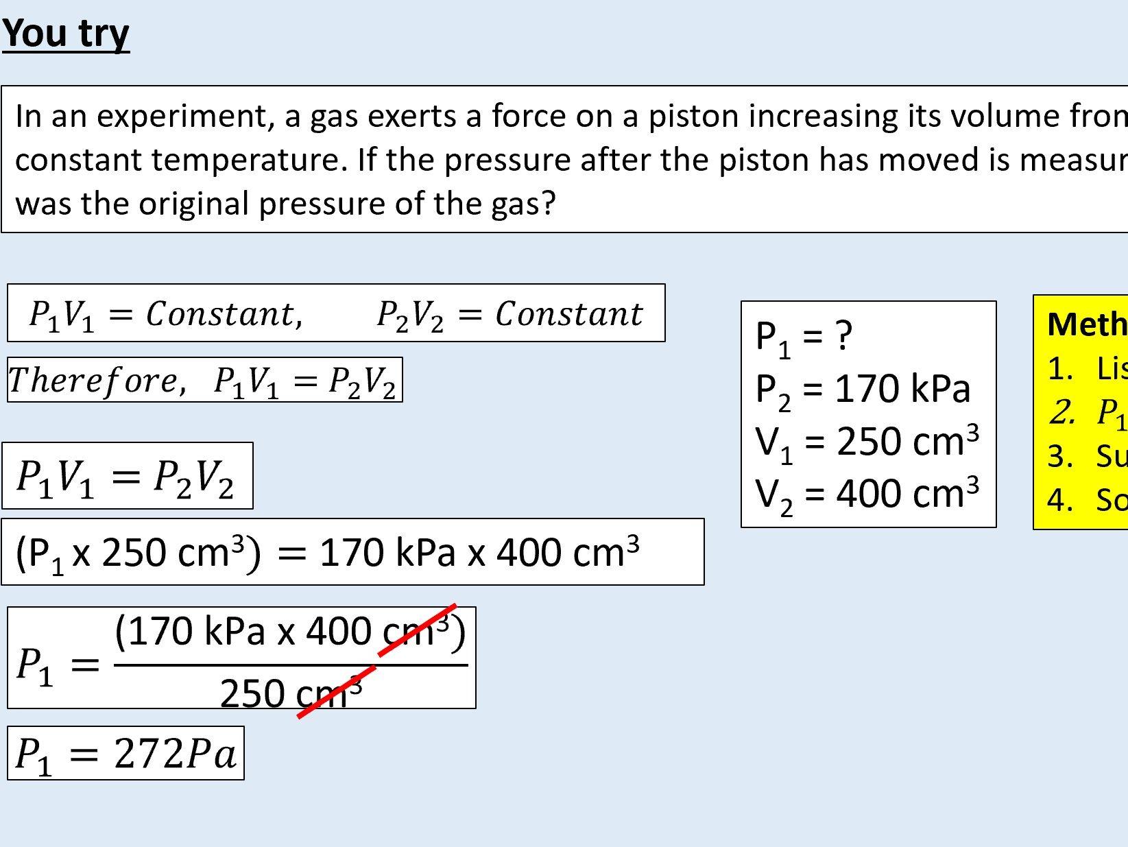 (GCSE BUNDLE 4.3) Physics - Particle model of matter