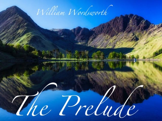 The Prelude William Wordsworth