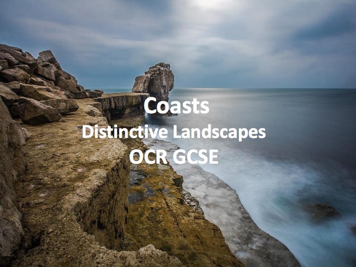 Distinctive Landscapes - Coasts