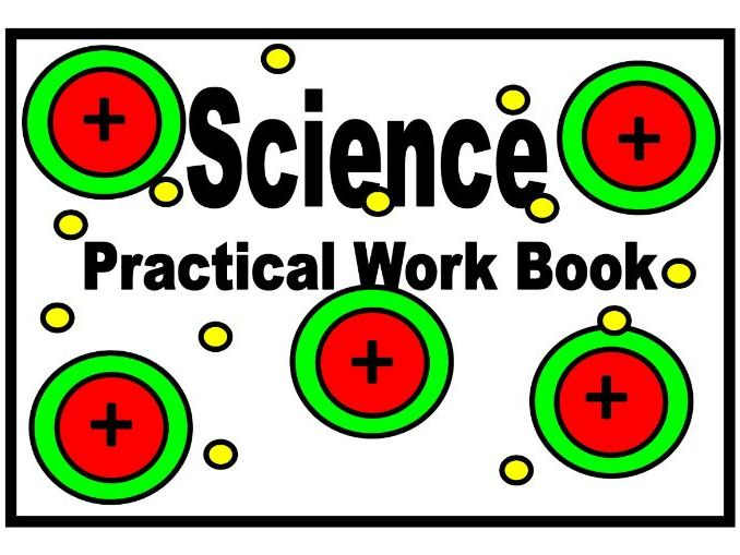 Science Practical Write Up Booklet