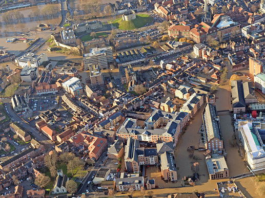 Flooding in York (2015)