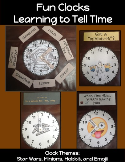 Clock Craft: Learning to Tell TIme