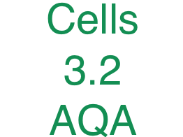 AQA 3.2 Cells - AS - Full Topic Revision - Keynote