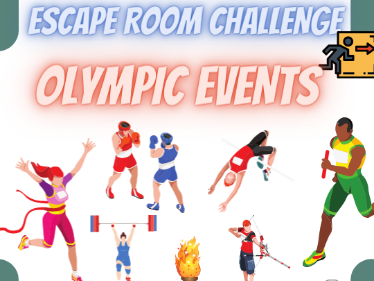 Olympic Events - The Olympic Escape Room