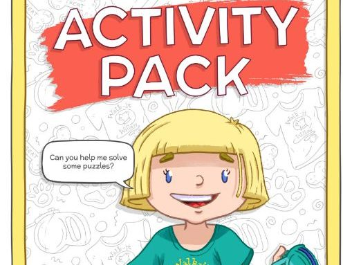 Printable Walk-it Willow activity pack: Clever Tykes Enterprise Education Storybooks
