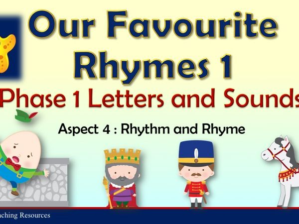 Our Favourite Rhymes