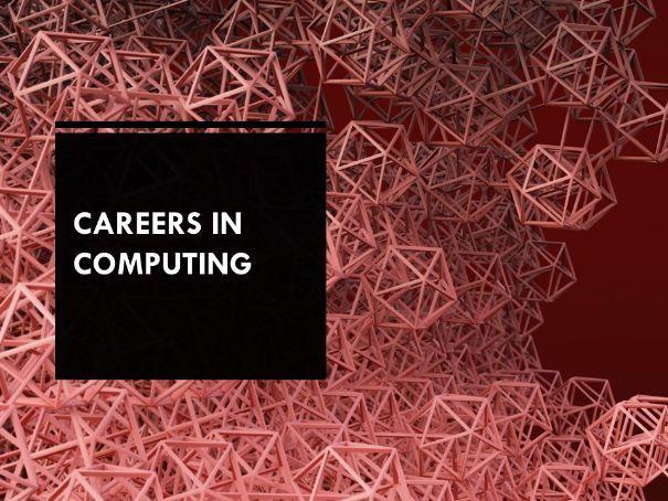 Computing careers