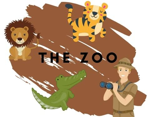 The Zoo - Escape Room Pack