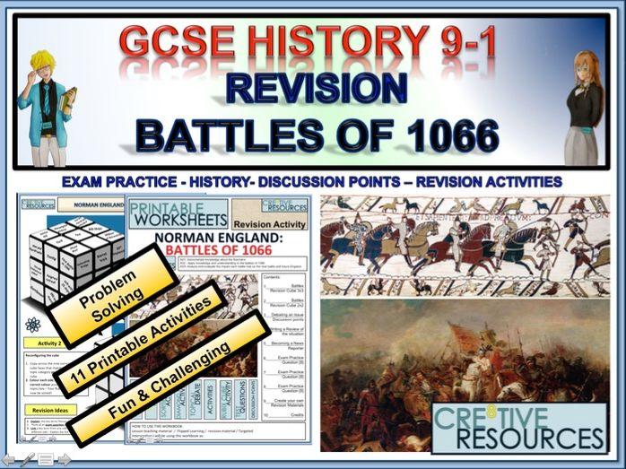 Normans : Battles of 1066