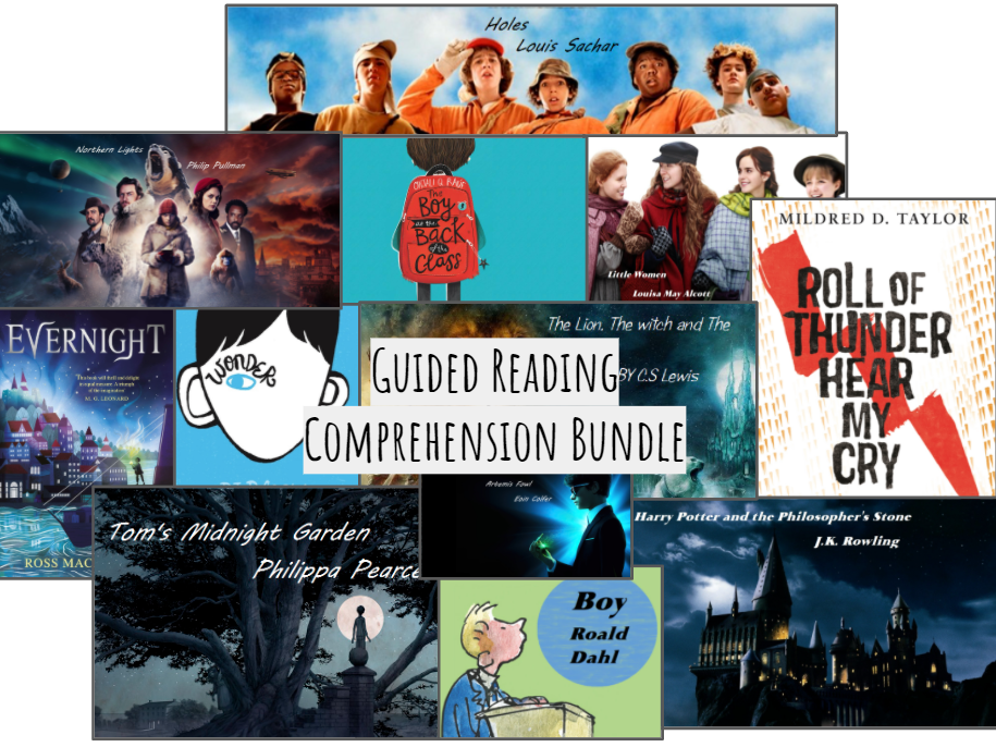 KS2 Guided Reading Comprehension
