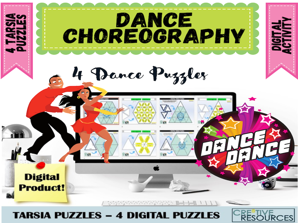 Dance Choreography Digital Activity