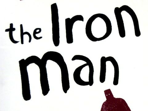 The Iron Man by Ted Hughes - Whole Class Read + Independent Questions