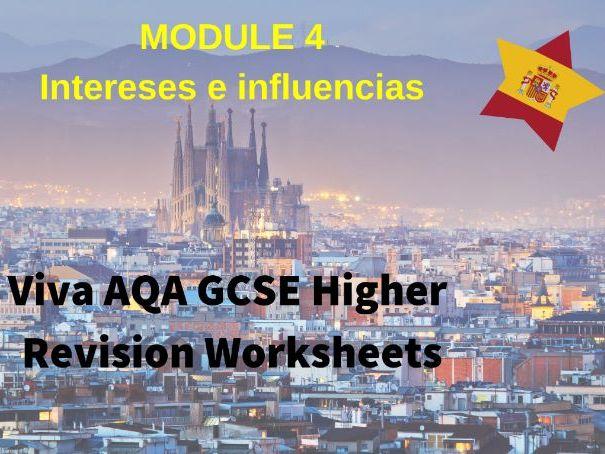 Spanish Viva GCSE (H) Module 4 Revision
