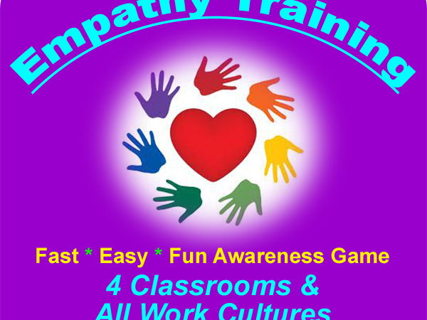 Oral Communication: Empathy Awareness Game ~ Effective, Proactive, Fun Activity!