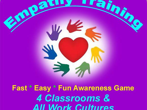 Oral Communication: Empathy Awareness Game ~ Effective, Proactive, Fun Activity!