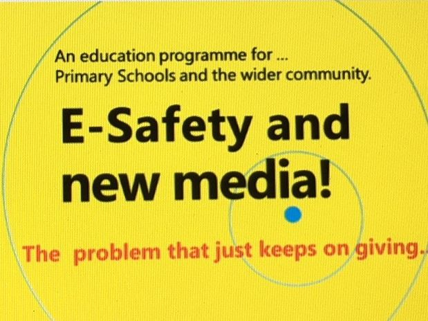 E-safety and New media: The problem that just keeps on giving.