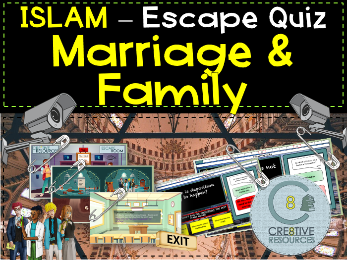 Islam - Marriage and the family
