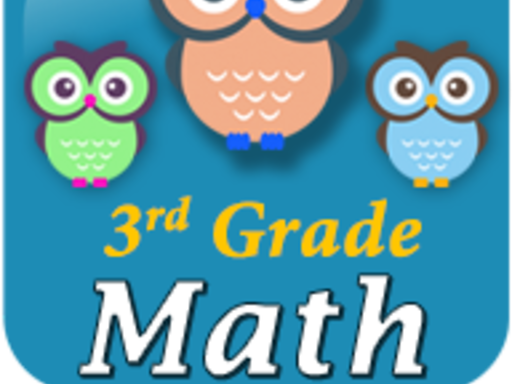 3rd Grade Math - Table Relationships