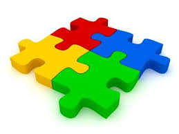 Maths - 100 square Jigsaw and questions