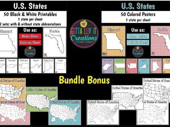 50 States Bundle