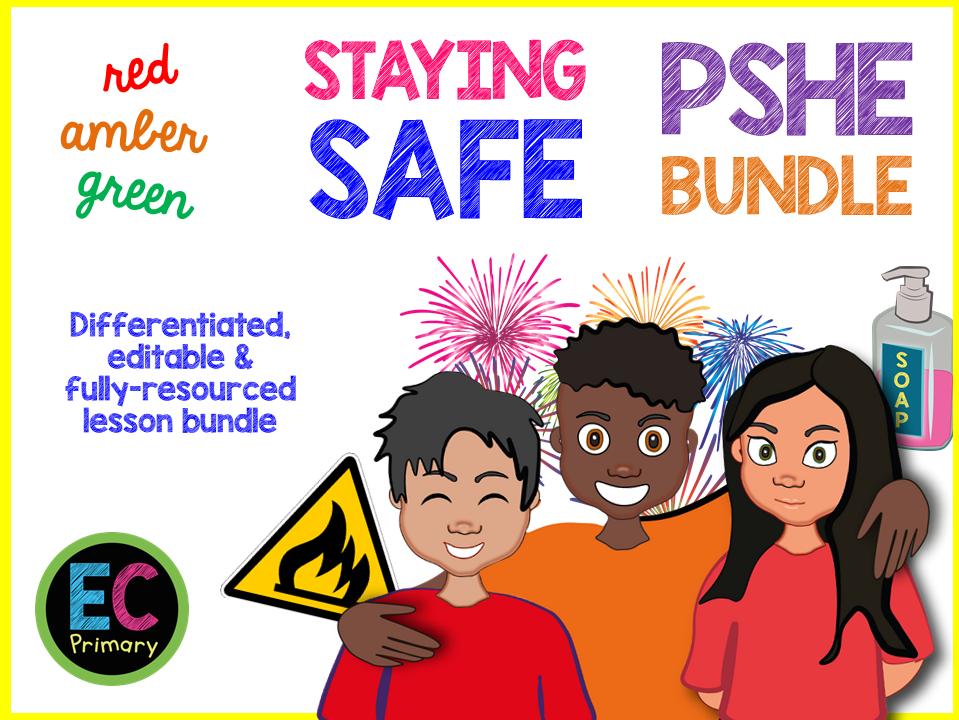 Staying Safe PSHE