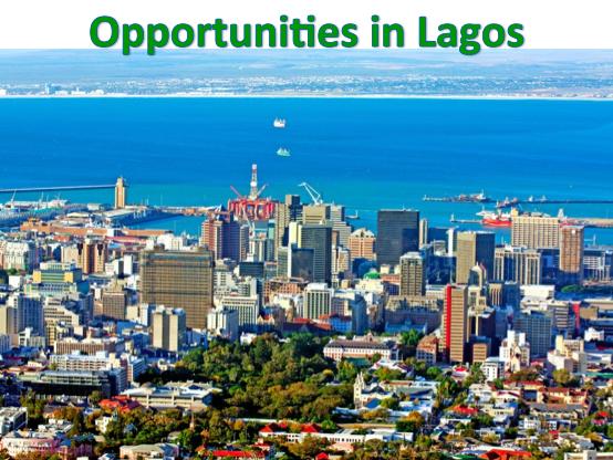 KS3 Africa - Opportunities in Lagos