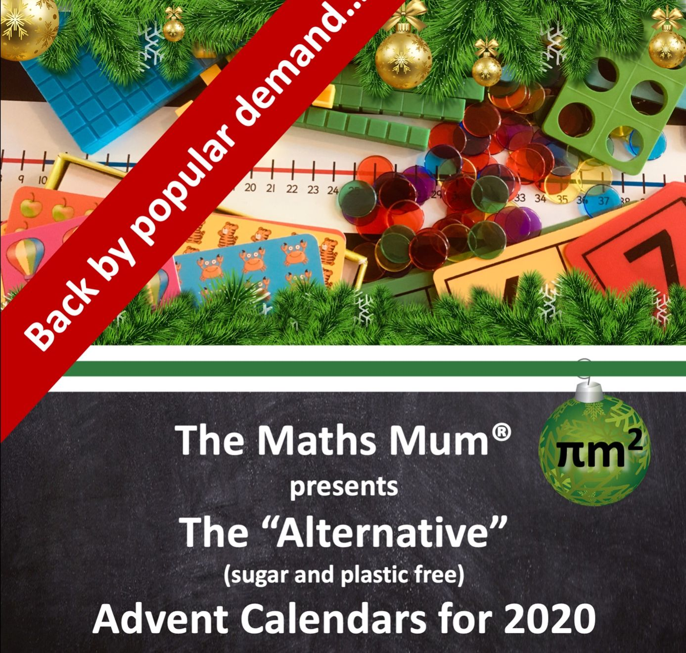 "2020 Alternative ""Maths"" Advent Calendars"