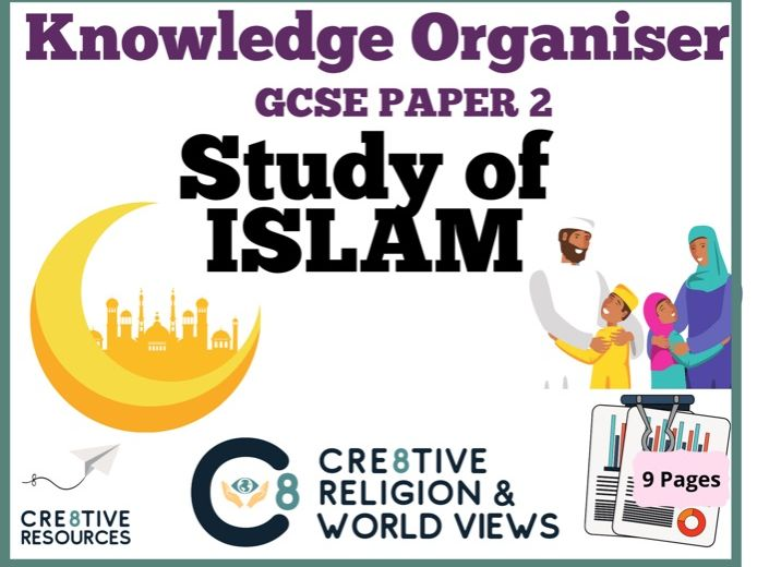 GCSE Paper 3 - Study of  Islam