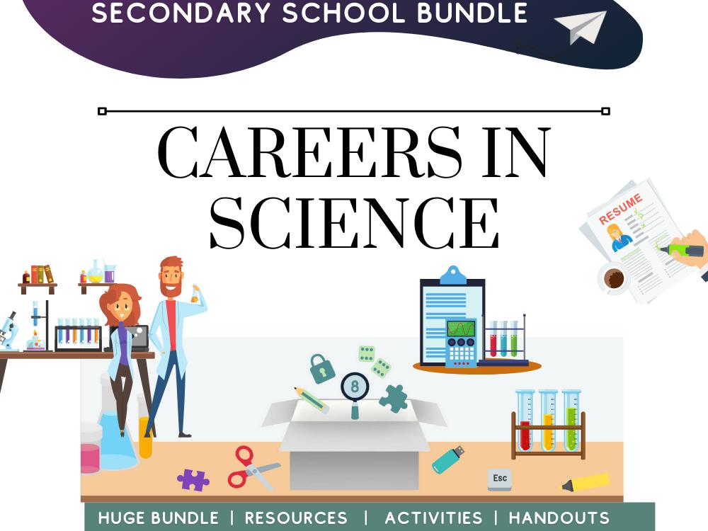 Careers in Science STEM