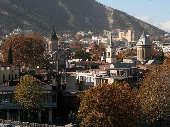 Journey to Georgia: Tbilisi: Where We Live