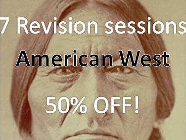American West Revision Bundle (designed for Edexcel 9-1)