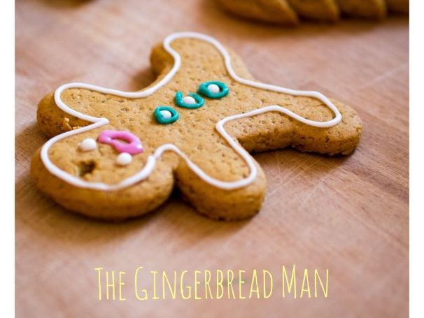 The Gingerbread Man - performance poetry EYFS/KS1