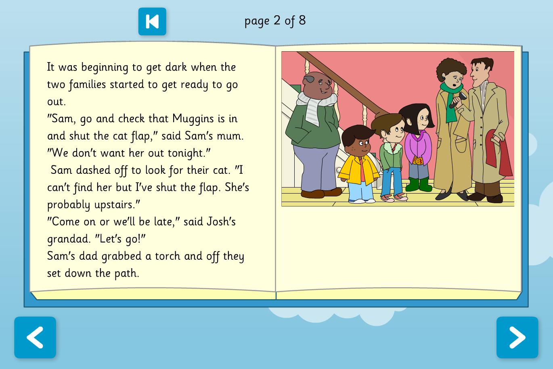 Muggins Goes Missing - Interactive Storybook - Bonfire Night KS1