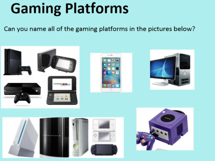 Edquas GCSE Media Studies 2017 - Video Games (Component 1) SOW