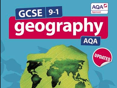 Geography Self Marking Assessments (AQA GCSE)