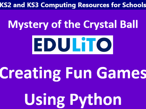 Creating Fun Games Using Python - Mystery of the Crystal Ball