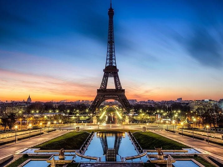 PARIS ANTHOLOGY - AQA ENGLISH LANGUAGE AND LITERATURE