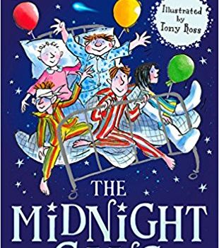 The Midnight Gang by David Walliams workbook (differentiated).