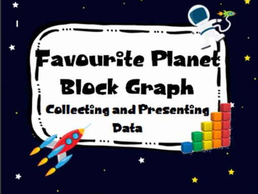 Favourite Planet Survey and Block Graph