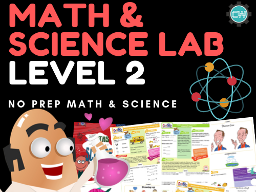 Math & Science Lab - Block 1
