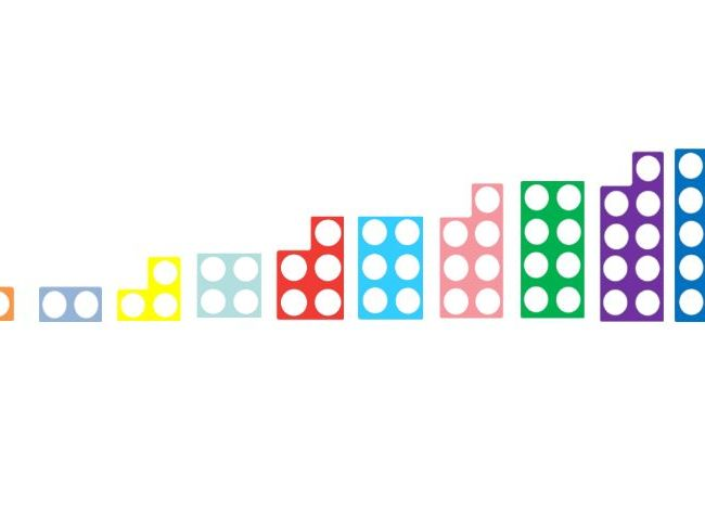 Numicon for notebook | Teaching Resources