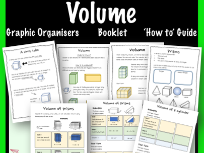 Volume Graphic Organisers