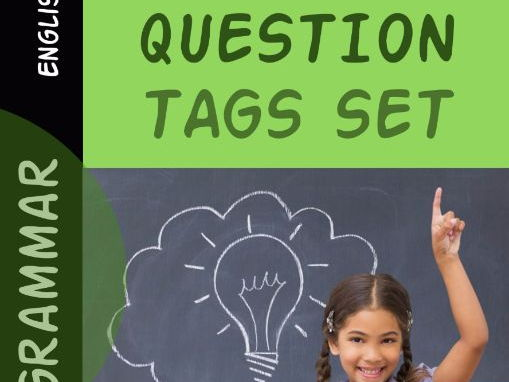 QUESTION TAGS SET (1)