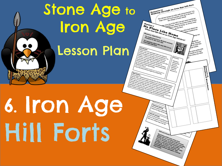 Stone Age to Iron Age Lesson: Iron Age Hill Forts