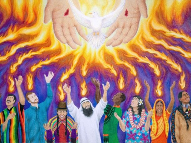 Y3 Come and See: Planning and Power point - Pentecost - Energy 2019-2020