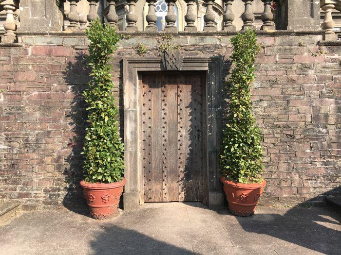 Doorways and Paths