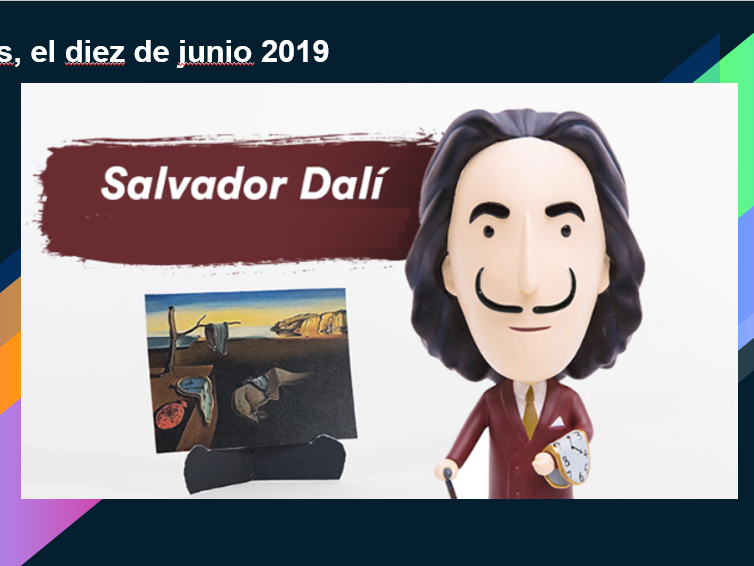 CLIL Lesson Art and Spanish - Salvador Dalí