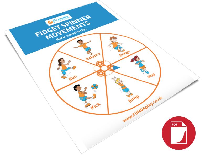 FUNDAmental Movement Skills (Fidget Spinner)
