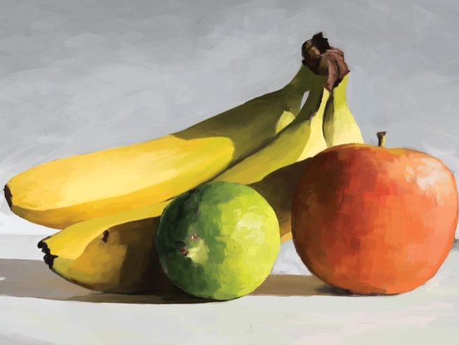 Still Life - Arrangements and Paintings